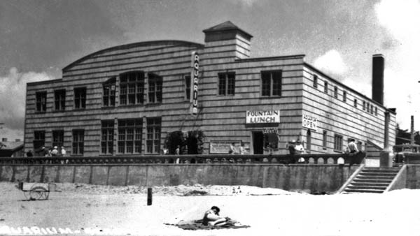 Seaside Aquarium 1937