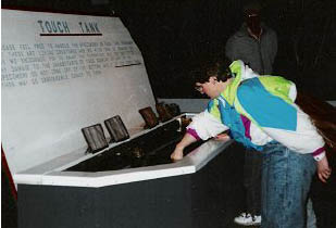 Touch Tank 1991