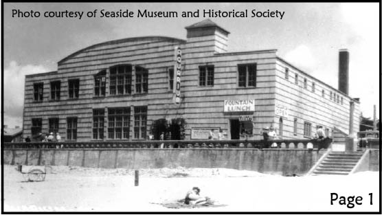 Seaside Aquarium 1951